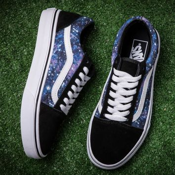 Vans/ Sky print low side casual shoes