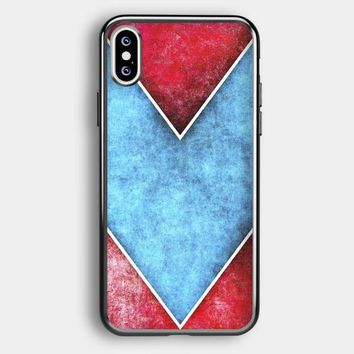Art Deco Pattern iPhone XS Case | Casefruits