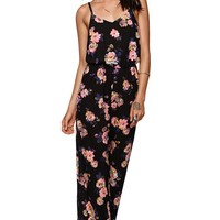Kendall & Kylie Wide Leg Jumpsuit - Womens Dress - Multi -