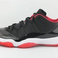 ONETOW AIR JORDAN 11 RETRO 'BRED LOWS'