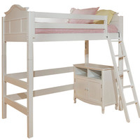 Stockholm Twin Size Loft Bed