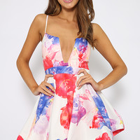 Knowing You Dress - Floral