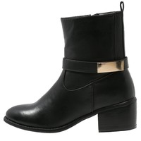 Anna Field Bottines - black - ZALANDO.FR