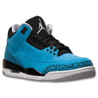 Men's Air Jordan Retro 3 Powder Blue