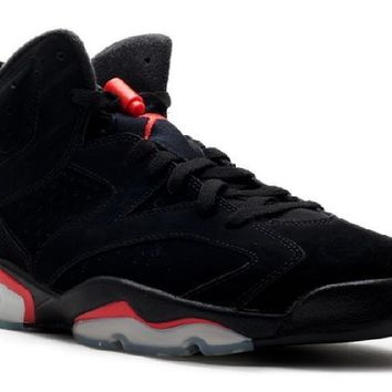 Ready Stock Nike Air Jordan 6 Infrared Pack Multi Color Basketball Sport Shoes