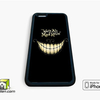 Alice In The Wonderland case Cover iPhone Case 4, 4s, 5, 5s, 5c, 6 and 6 plus by Avallen