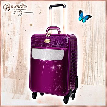 Sleek and Steady Light Weight Spinner Luggage for the American Tourister
