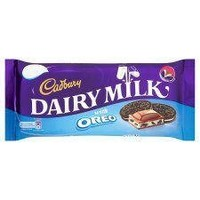 Cadbury Dairy Milk with Oreo 120g