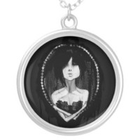 GothLoli Custom Necklace from Zazzle.com