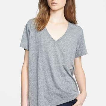 Current/Elliott 'The V-Neck' Tee | Nordstrom