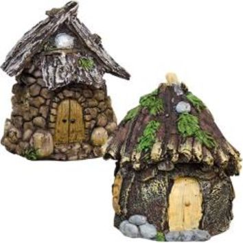 Resin Fairy Garden House Assorted - *FREE SHIPPING*