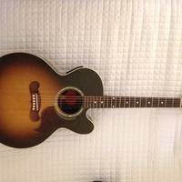 Gibson L4-A Acoustic/Electric Guitar
