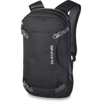 Dakine - Heli Pack 12L Black Backpack