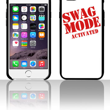 SWAG MODE ACTIVATED 5 5s 6 6plus phone cases
