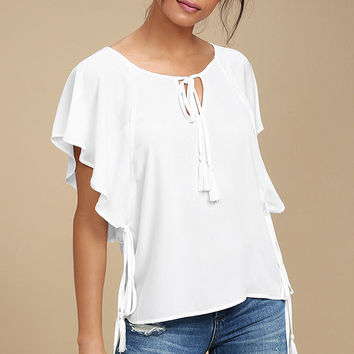 Chic Companion White Top