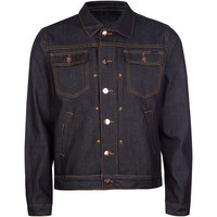 Lrg Core Collection Mens Denim Jacket Raw  In Sizes