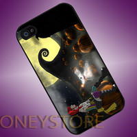 The Nightmare Christmas - Photo Print for iPhone 4/4s, iPhone 5/5C, Samsung S3 i9300, Samsung S4 i9500 Hard Case