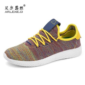 New 2018 Tennis Shoes For Women Classic Athletic Trainers Trail Sports Footwear Breathable Professional Outdoor Walking Sneakers