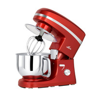 Stand Mixer 6-Speed Tilt-Head Food Stand Mixer 5.5Qt 650W