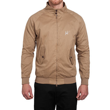 HUF - ONLY MEMBERS JACKET // KHAKI