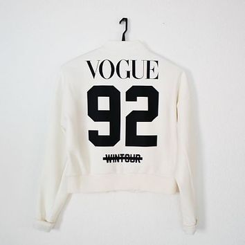 Wintour Jacket Offwhite