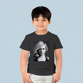Kids T-shirt - Margot Robbie