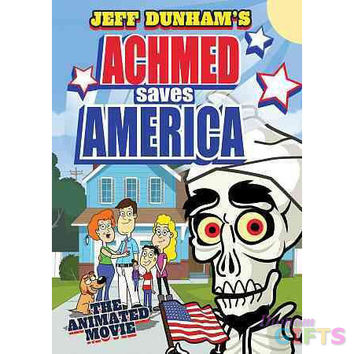 JEFF DUNHAM:ACHMED SAVES AMERICA