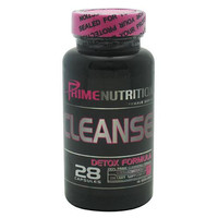 Prime Nutrition Female Series Cleanse, 28 Capsules