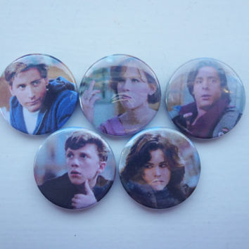 Breakfast Club Badge /pin /button
