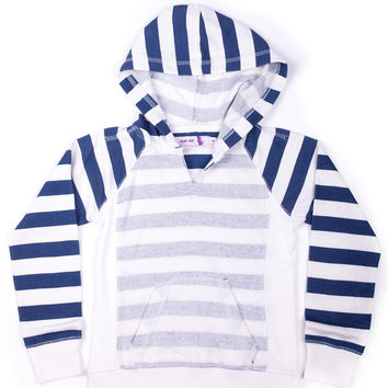Play Six Reversed Nautical Pullover