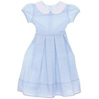 ISABEL GARRETON Peter Pan Collar Dress