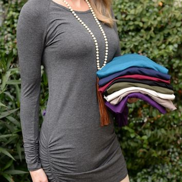 It's A Cinch Tunic - 10 Colors
