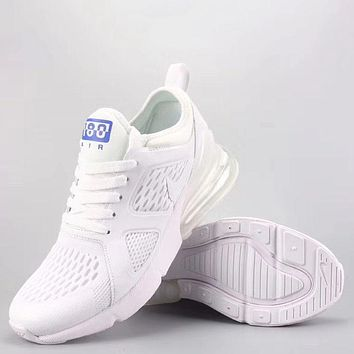 Trendsetter Nike Air Max 180 Flyknit  Fashion Casual Sneakers Sport Shoes