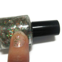 Peppermint Stick Fragranced Nail Polish
