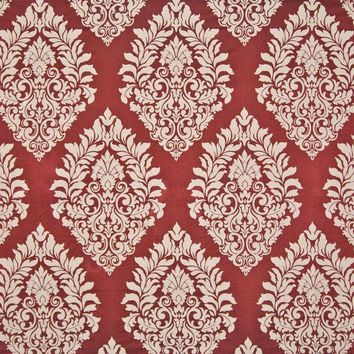 Kasmir Fabric Christofle Ruby