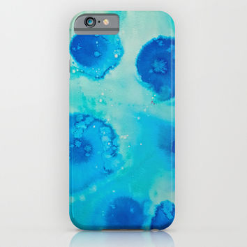 Ephemeral Pools iPhone & iPod Case by DuckyB (Brandi)