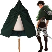 Waltzmart Shingeki No Kyojin (Attack on Titan) Cloak Cosplay Costume