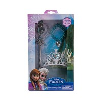 Frozen Wand and Tiara Accessory Set