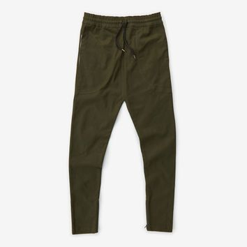 ZESPY PANT FOREST GREEN - Zespy Pants - Bottoms