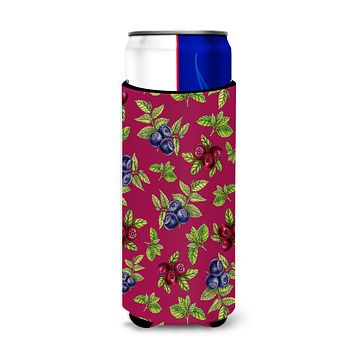 Berries Michelob Ultra Hugger for slim cans BB5209MUK