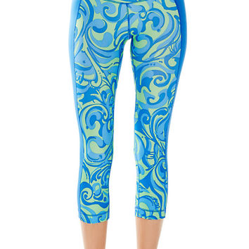 Luxletic Weekender Cropped Pant - Lilly Pulitzer