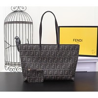 popular Fendi Women Leather monnogam Handbag Crossbody bags Shouldbag Bumbag