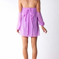 Aphrodite dress in purple  | Show Pony Fashion online shopping