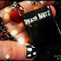 ON SALE - Death Note - Manga - Necklace - OOAK