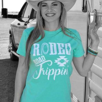Crazy Train Rodeo Road Trippin' Tee