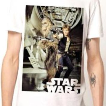 Star Wars T-Shirt - Chewie Back Up