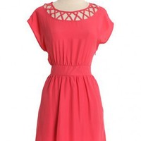 Blushing Rosebud Dress By Tulle
