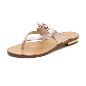 Salvatore Ferragamo Mare Thong Sandals