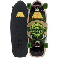 Santa Cruz Star Wars Yoda Cruzer Multi One Size For Men 24045595701
