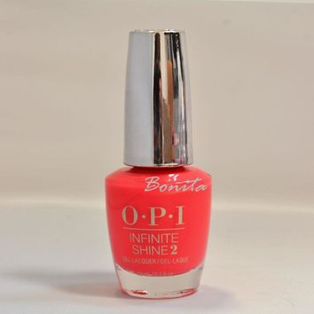 OPI Infinite Shine ISL A69 Live Love Carnaval 0.5 oz